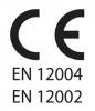 CE EN 12004, CE EN 12002