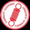 AKRINOL - elastično (rdeč)