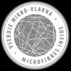 AKRINOL - Microfibres inside